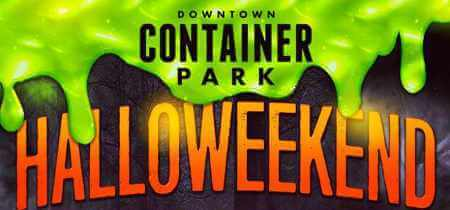 Container Park Halloweekend