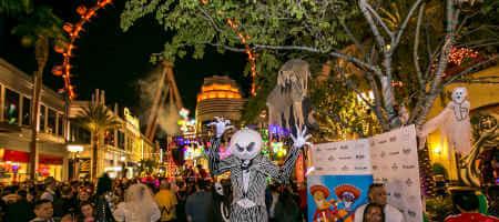 Linq Halloween 2020 Halloween in Las Vegas 2020 | LasVegasHowTo.com