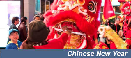Chinese New Year in Las Vegas