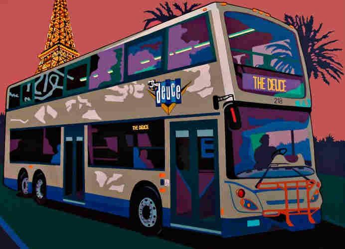 Las Vegas Deuce on the Strip | LasVegasHowTo.com on las vegas deuce route, double-decker bus vegas map, vegas deuce route map, las vegas maps printable, las vegas deuce schedule, vegas strip map, las vegas bus,