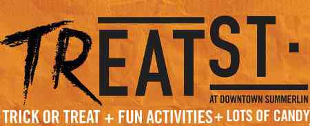 TREAT STREET at Downtown Summerlin