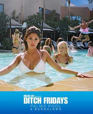 The Palms Pool and Dayclub